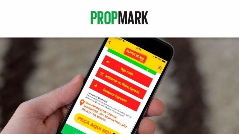 Blocos de Rua no Propmark